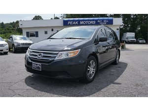 2013 Honda Odyssey EX-L w/ RES for sale by dealer