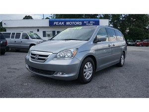 Picture of a 2007 Honda Odyssey Touring w/DVD
