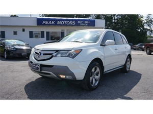 Picture of a 2007 Acura MDX Sport Package