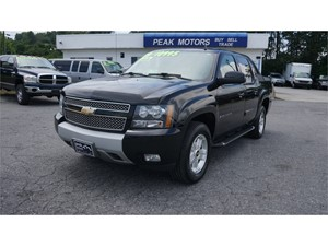 Picture of a 2009 Chevrolet Avalanche LT1 4WD