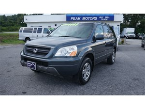 Picture of a 2005 Honda Pilot EX w/ Leather and DVD
