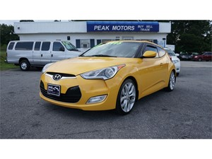 Picture of a 2013 Hyundai Veloster Base