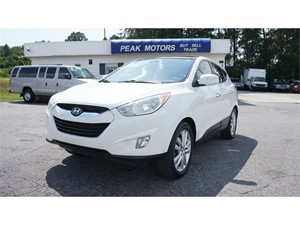 Picture of a 2011 Hyundai Tucson Limited Auto AWD