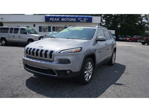 Picture of a 2014 Jeep Cherokee Limited 4WD