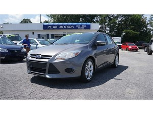 Picture of a 2013 Ford Focus SE