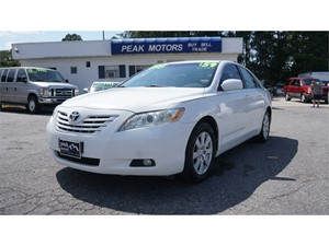 Picture of a 2008 Toyota Camry XLE