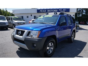 Picture of a 2013 Nissan Xterra X 4WD