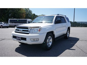 Picture of a 2005 Toyota 4Runner Sport Edition V6 2WD