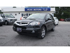 Picture of a 2009 Acura RDX 5-Spd AT