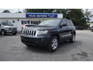 Picture of a 2012 Jeep Grand Cherokee Laredo 4WD