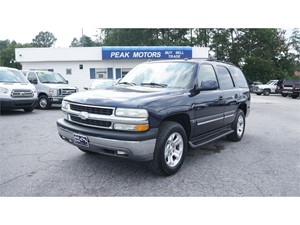 Picture of a 2004 Chevrolet Tahoe LT