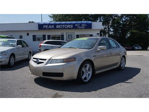 Picture of a 2006 Acura TL 5-Speed AT