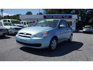 Picture of a 2011 Hyundai Accent GS