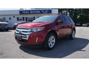 2014 Ford Edge SEL AWD for sale by dealer