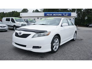 Picture of a 2009 Toyota Camry LE