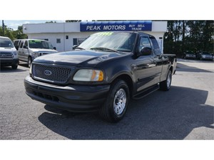 Picture of a 2002 Ford F-150 XL SuperCab
