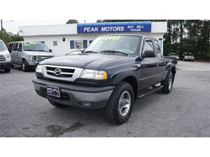 2002 Mazda B4000  for sale by dealer