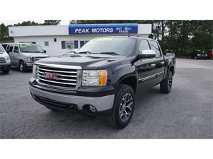 2008 GMC Sierra 1500 SLE2 Crew Cab 4WD for sale by dealer