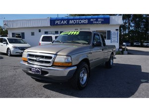 1999 Ford Ranger XL SuperCab 2WD for sale by dealer