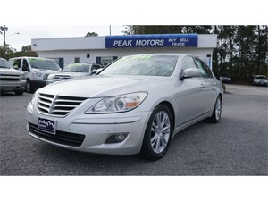 2009 Hyundai Genesis 4.6L for sale by dealer