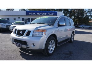 2012 Nissan Armada SL Clean Carfax! for sale by dealer