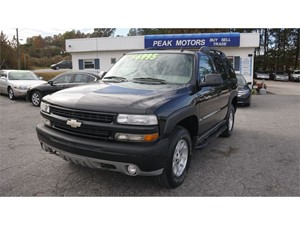 Picture of a 2006 Chevrolet Tahoe Z-71 4WD