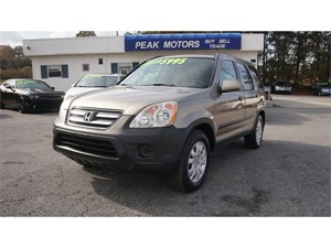 Picture of a 2006 Honda CR-V EX