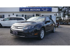 Picture of a 2012 Ford Fusion S