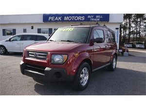 Picture of a 2007 Honda Element EX 4WD AT