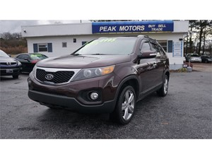 Picture of a 2012 Kia Sorento EX
