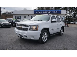 Picture of a 2009 Chevrolet Tahoe LTZ