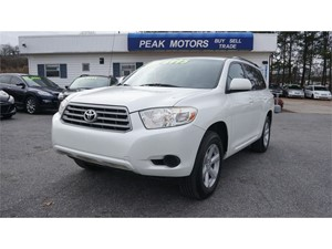 Picture of a 2009 Toyota Highlander