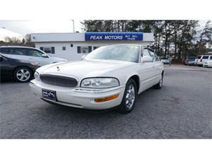 Picture of a 2002 Buick Park Avenue Limited