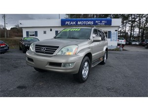 Picture of a 2004 Lexus GX 470