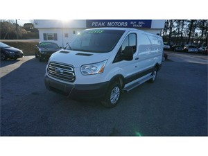 Picture of a 2017 Ford Transit 250 Van Low Roof 60/40 Pass.130-in. WB