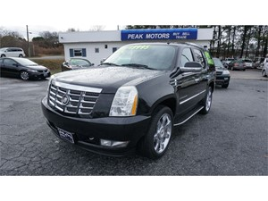 Picture of a 2009 Cadillac Escalade AWD