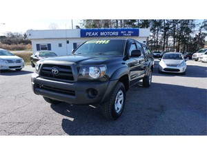 Picture of a 2007 Toyota Tacoma Access Cab 4WD
