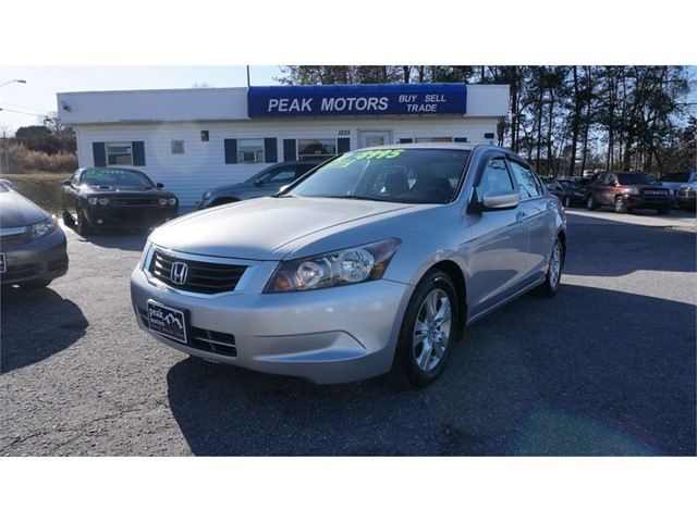 Honda Accord LX-P in Hickory
