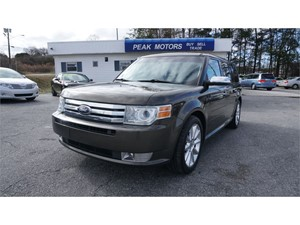 Picture of a 2011 Ford Flex Limited