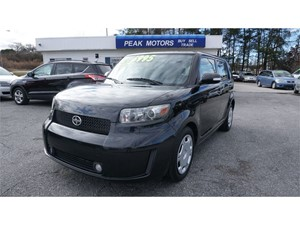 Picture of a 2010 Scion XB