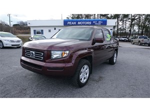 2008 Honda Ridgeline RTL for sale by dealer