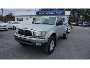 2003 Toyota Tacoma PreRunner Xcab V6  for sale by dealer