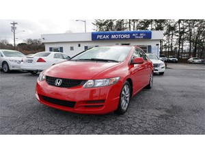 2010 Honda Civic EX-L for sale by dealer