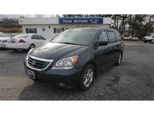 Picture of a 2010 Honda Odyssey Touring