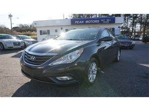 Picture of a 2013 Hyundai Sonata GLS