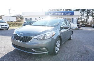 2010 Kia Forte EX for sale by dealer