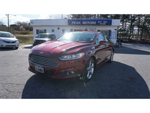 2014 Ford Fusion Hybrid SE for sale by dealer