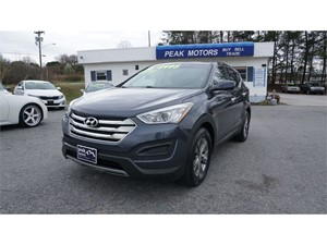 2014 Hyundai Santa Fe Sport 2.4 AWD for sale by dealer