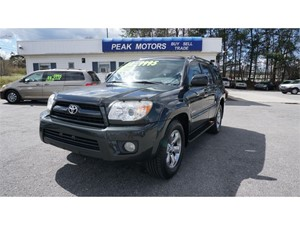 2008 Toyota 4Runner Limited 2WD for sale by dealer