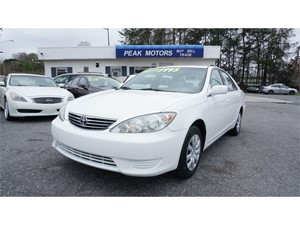 Picture of a 2005 Toyota Camry LE